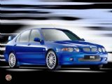 MG ZS, Rover 45
